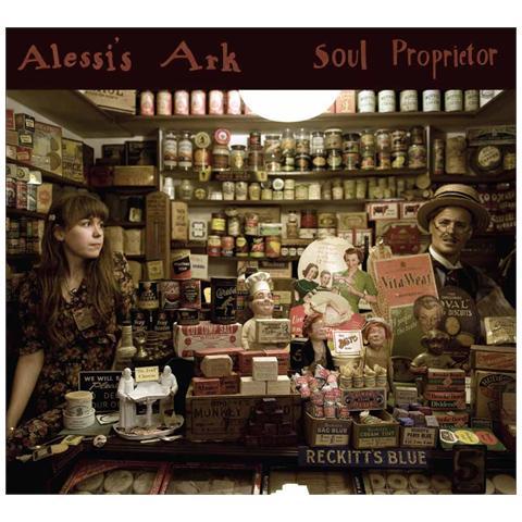 V2 Alessi's Ark - Soul Proprietor