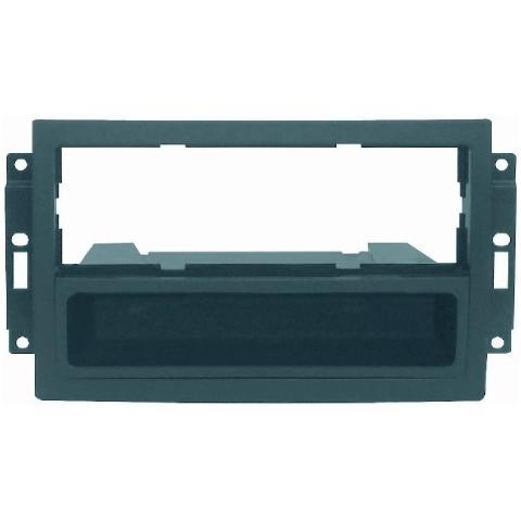 Phonocar Adattatore autoradio 03541 Kit di fissaggio per autoradio 2DIN-ISO Chrysler / Dodge / Jeep