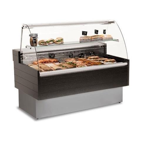 Banco Refrigerato Semi Ventilato - Lunghezza Cm. Da 100 A 300 - Temp. +3° / +5°c
