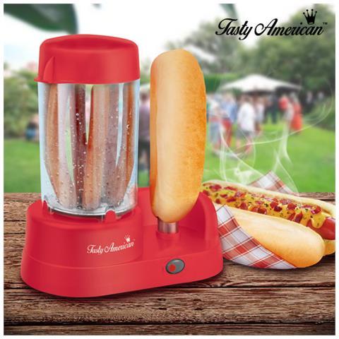 Macchina Per Hot Dog Tasty American