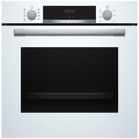 Forno Elettrico da Incasso HBA534BW0 Capacità 71 L Multifunzione Ventilato Colore Bianco