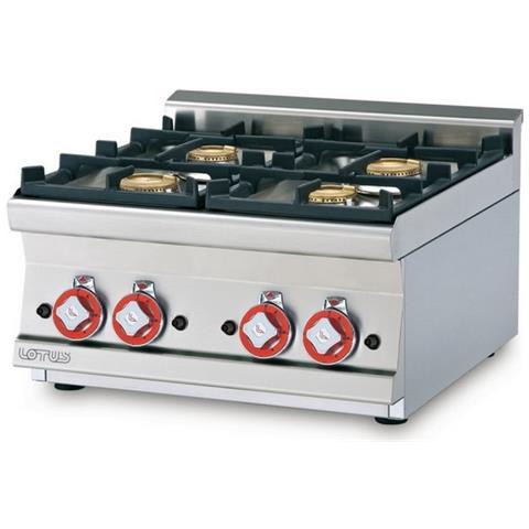 Cucina A Gas Professionale Afp / Pct-66g