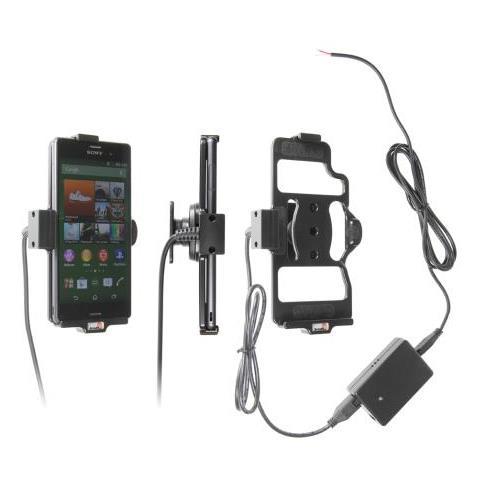 Brodit 513673 Auto Active holder Nero supporto per personal communication