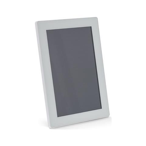 Wiframe Cornice Per Foto Digitali Bianco 25,6 Cm (10.1'''') Touch Screen Wi-fi