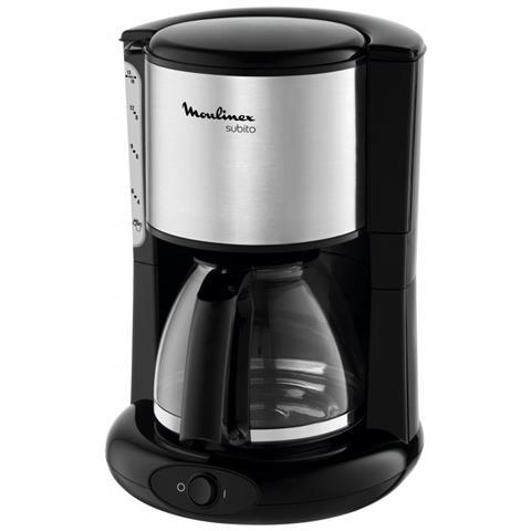 FG3608 Subito Macchina da caffè Americano Capacità 10/15 Tazze Potenza 1000 Watt Colore Nero