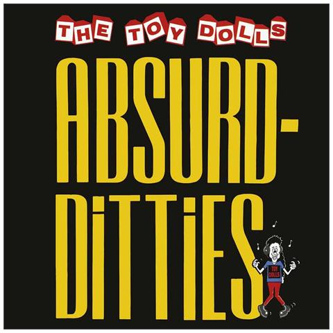 WESTWORLD Toy Dolls (The) - Absurd Ditties