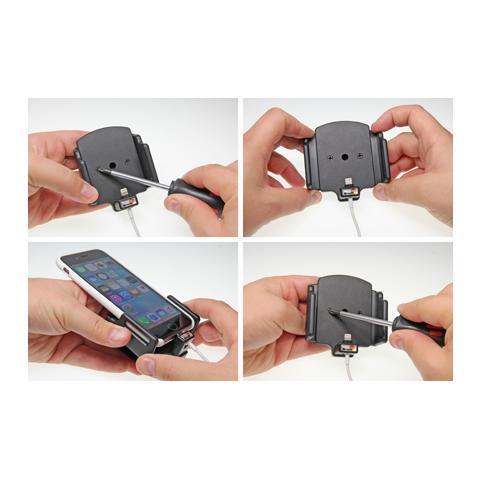 BRODIT 514795 Auto Nero supporto per personal communication