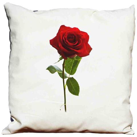 Cuscino Decorativo Rosa