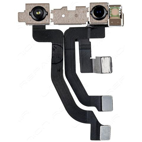 Image of Fotocamera Anteriore Flex Front Doppia Camera Per Apple Iphone X A1865 A1901