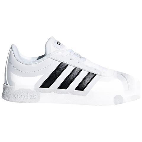 b4e26272b Scarpe Sportive Adidas Vl Court 2.0 K Scarpe Ragazzi Eu 29