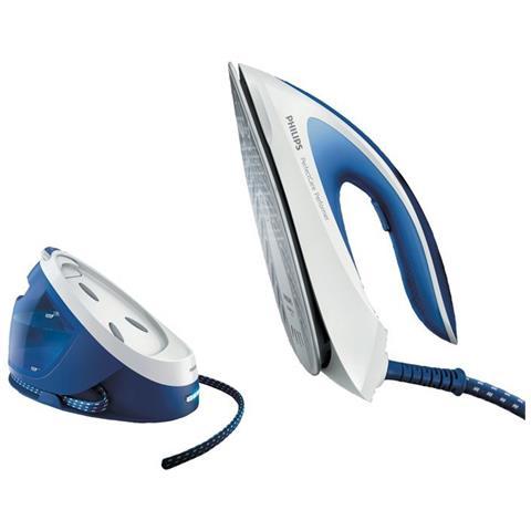 GC8733/20 Ferro da Stiro con Caldaia Continua Potenza 2600 Watt Colore Blu / Bianco – Recensioni e opinioni