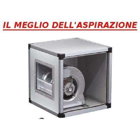 Ventilatore Centrifugo Cassonato In Acciaio Inox Ecm Per Cappa