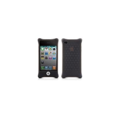 Bone Collection Phone Bubble per iPhone 4 - Nero