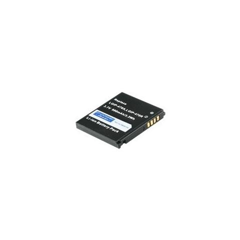 2POWER 2-Power MBI0073A, 900 mAh, GPS / PDA / Mobile phone, Ioni di Litio, 3,8 cm, 5 mm, 4,4 cm