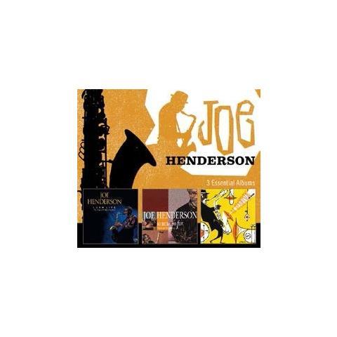 Verve Joe Henderson - 3 Essential Albums (3 Cd)
