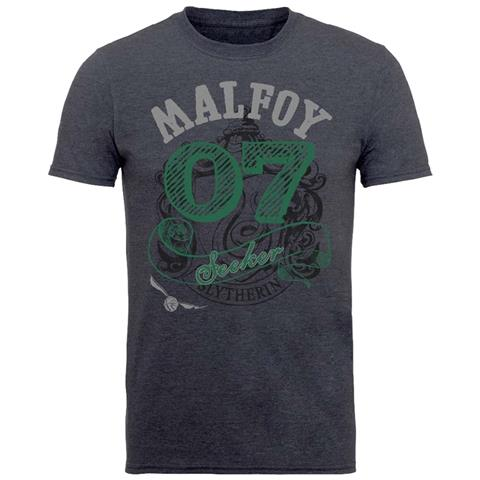 PHM Harry Potter - Seeker Malfoy (T-Shirt Unisex Tg. S)