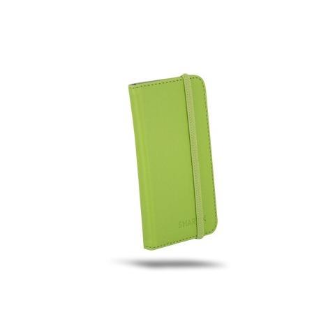 """ATLANTIS LAND Custodia in Pelle per Smartphone 4"""" - Colore Verde"""