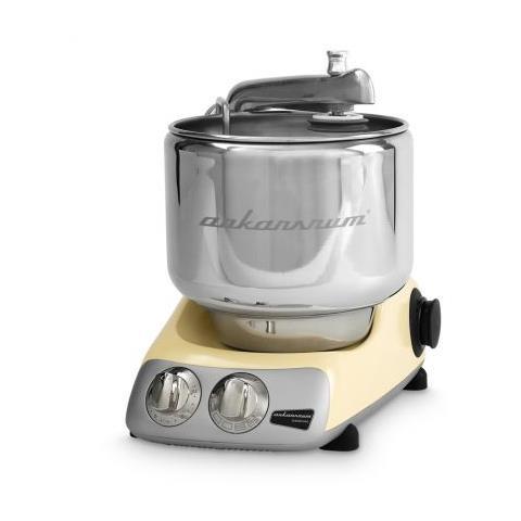 Robot da cucina Ankarsrum con accessori colore crema a 9 pezzi