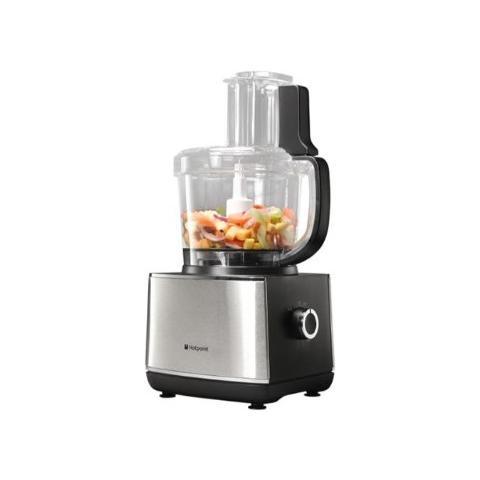FP 1005 AX0 Robot da Cucina Capacità 2.6 Litri Potenza 1000 Watt Colore Acciaio Inox