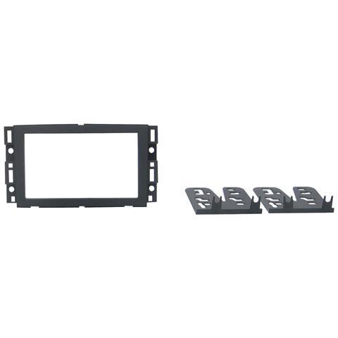 Phonocar Adattatore autoradio 03547 Kit di fissaggio per autoradio Doppio DIN Hummer Suzuki
