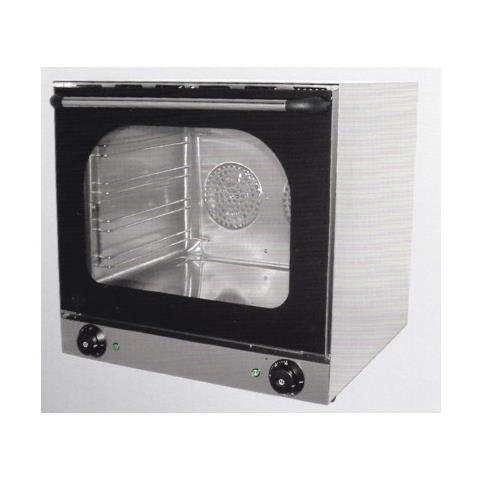Forno Convezione Professionale Elettrico 4 Teglie Cm 31x44 Rs0909