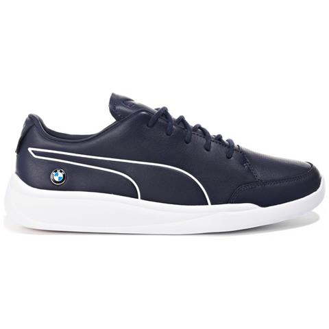 Puma Bmw MS Casual Team 30598901 blu marino scarpe basse