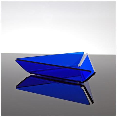 Ciotolina Per Aperitivi Finger Food Snack Design Moderno In Plexiglass Bao - Colore Blu