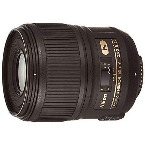Image of 60mm f / 2.8G ED AF-S Micro NIKKOR Nero