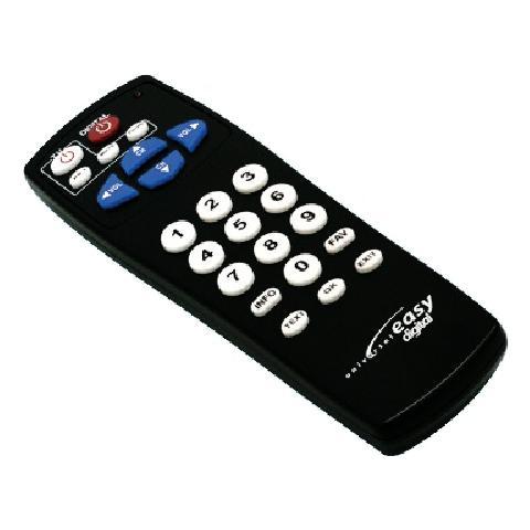 HOMEGARDEN Telecomando universale per televisori di ogni genere semplificato