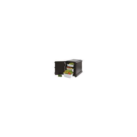 Contenitore Isotermico Porter Gn 1/1 Ppe Nero