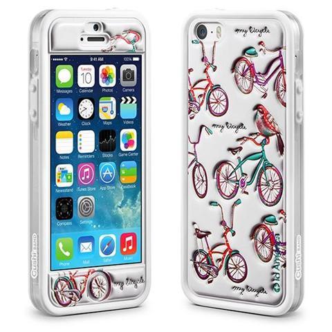 ID AMERICA Bumper Cushi Plus per iPhone 5/5s