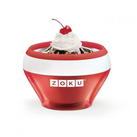 Ice Cream Maker Gelatiera Rosso