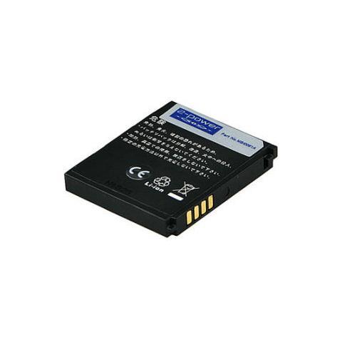 2POWER 2-Power MBI0061A, 900 mAh, GPS / PDA / Mobile phone, Ioni di Litio, 3,7 cm, 6 mm, 4,4 cm