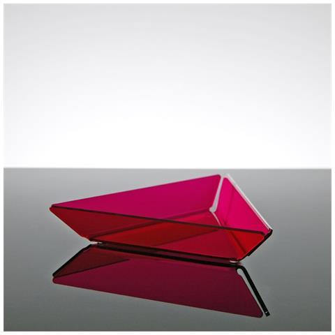 Ciotolina Per Aperitivi Finger Food Snack Design Moderno In Plexiglass Bao - Colore Rosa