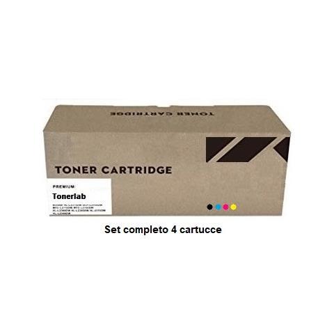 Image of 4 Toner Compatibile Con Hp Cf410