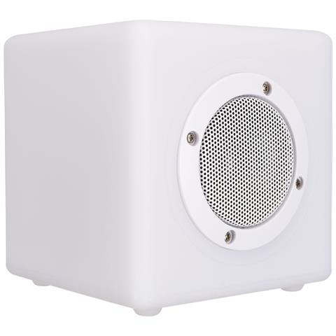 Image of Interactive AU 347302, Senza fili, Bluetooth, Bluetooth, Stereo, Cubo, Bianco