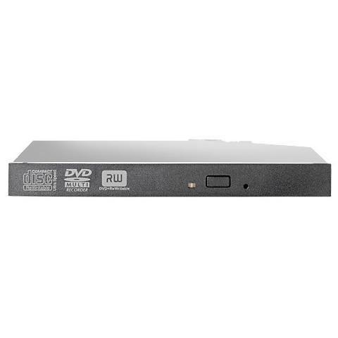 Image of Masterizzatore Slim Serial ATA DVD-RW JackBlack Colore Nero