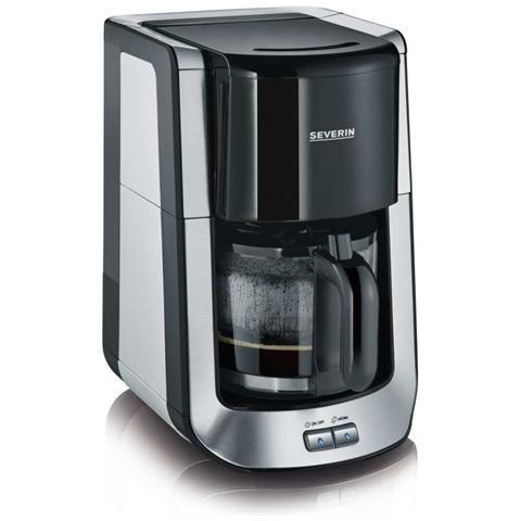 Macchina per Caffè Americano KA 4462 1000 W Colore Acciaio Satinato / Nero