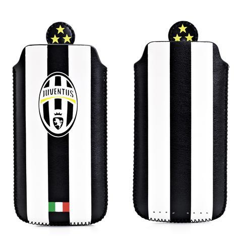CELLY Juve Vert. Case White / Black Ip5/5s