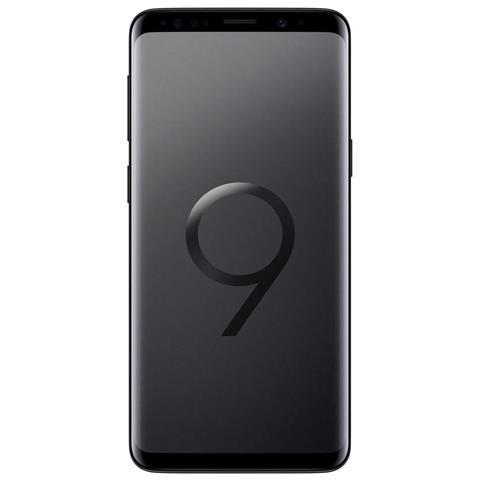 Image of Galaxy S9 Nero Display 5.8'' Quad HD Octa Core Ram 4GB Storage 64GB +Slot MicroSD Wi-Fi + 4G Fotocamera 12Mpx Android - Tim Italia