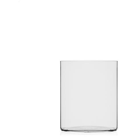Set 4 Bicchieri Cilindro Extra Light