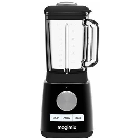 Frullatore Power Blender Capacità 1,8 Litri Potenza 1300 Watt Colore Nero