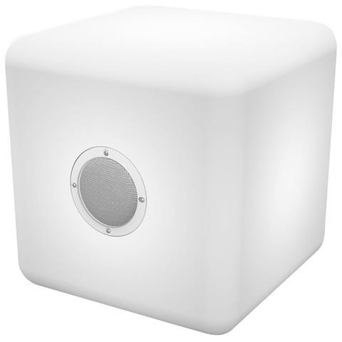 Image of Interactive AU 347418, Senza fili, Bluetooth, Bluetooth, Stereo, Cubo, Bianco