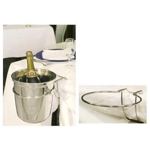 Supporto da Tavolo Secchiello Champagne