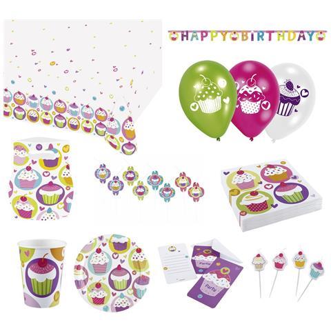 GIOCOPLAST Cupcake - Festone