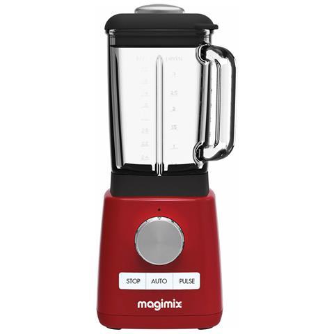 Frullatore Power Blender Capacità 1,8 Litri Potenza 1300 Watt Colore Rosso