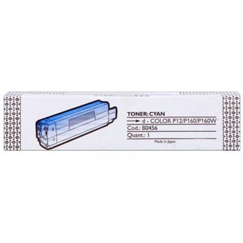 Image of B0456 Toner Originale Ciano per Olivetti d-Color P12160 Capacit