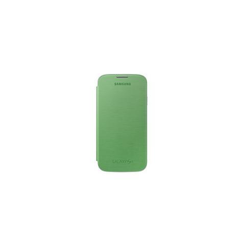 SAMSUNG Flip Cover Originale per Galaxy S4 - Verde
