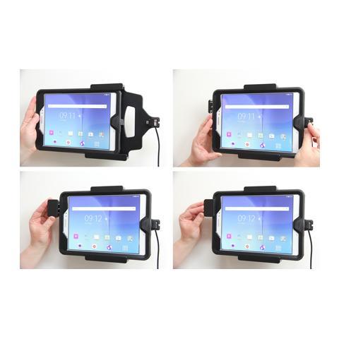 BRODIT 553853 Auto Active holder Nero supporto per personal communication