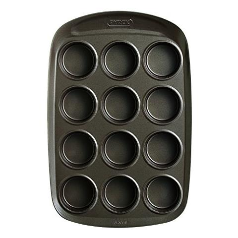 Stampo Muffin 12 Ps. Asimetria